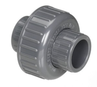 "PVC 3/4"" Sch 80 Threaded Union"