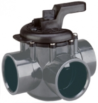 "Pentair 1.5""-2"" 3-way Valve"